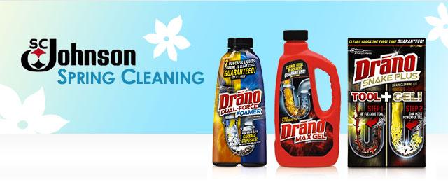 DRANO® coupon
