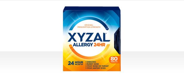 Xyzal coupon