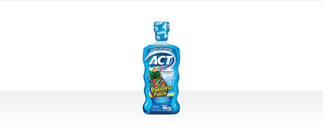 Buy 2: ACT Kids Mouthwash coupon
