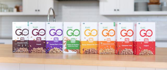 Kashi GO™ Cereal coupon