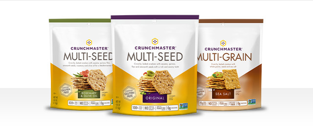 Crunchmaster® Crackers coupon