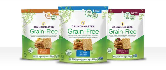 Crunchmaster Grain-Free coupon