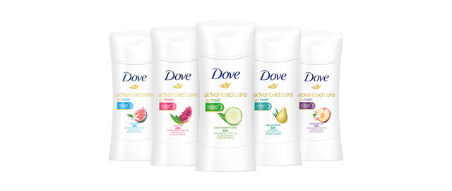 Dove Advanced Care Deodorant coupon