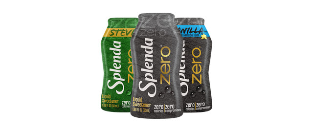 SPLENDA® ZERO Liquid Sweetener coupon