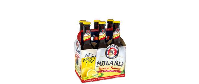 Paulaner Non-Alcoholic Weizen Radler coupon