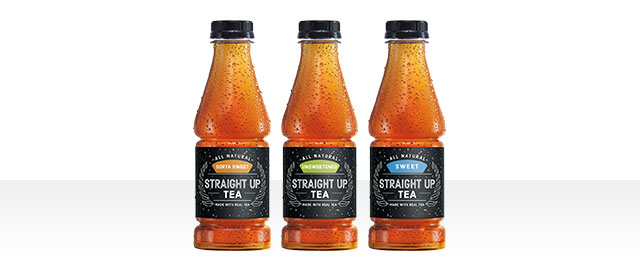 Straight Up Tea Singles coupon