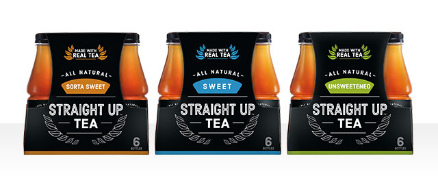 Straight Up Tea 6-packs coupon