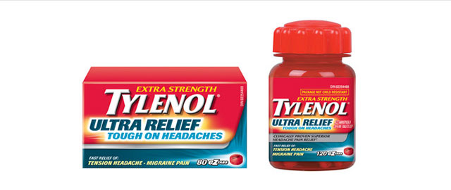 TYLENOL® ULTRA RELIEF coupon