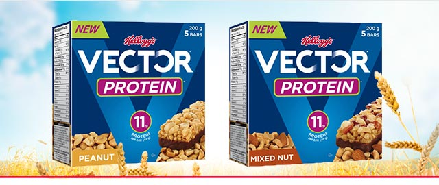 Vector Protein* Chewy Bars coupon