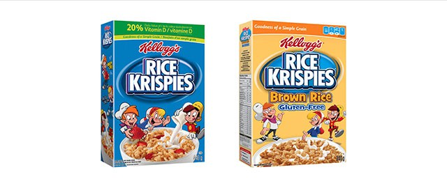 Rice Krispies* cereal coupon