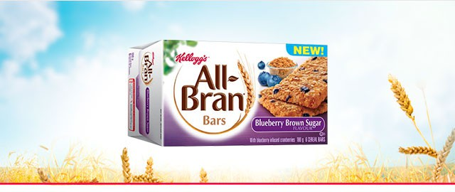 All-Bran* cereal bars  coupon