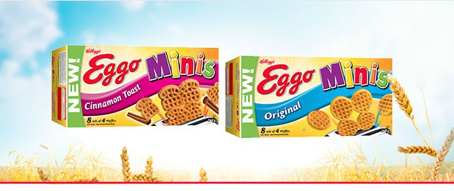 Eggo Minis* coupon