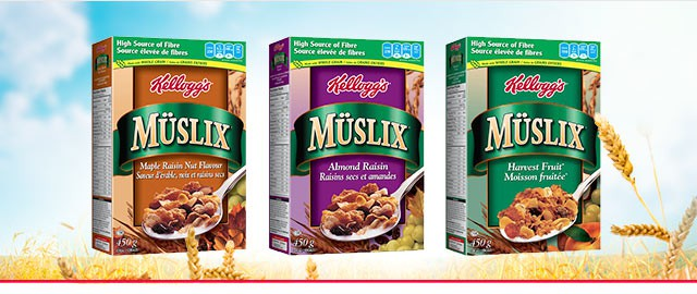 MÜSLIX* cereal coupon