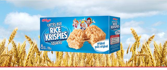 Rice Krispies Squares* Bars* coupon
