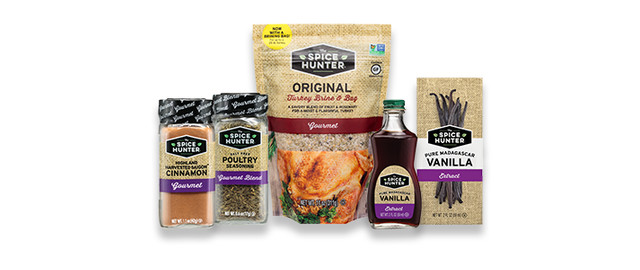 The Spice Hunter Spices & Seasonings coupon