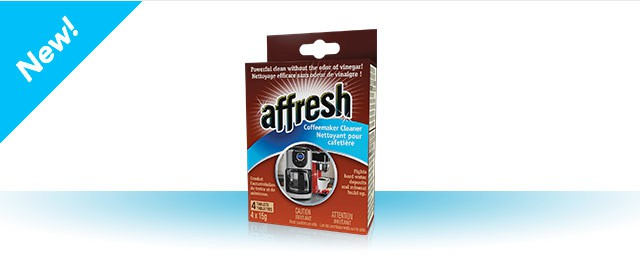 affresh® Coffeemaker cleaner coupon