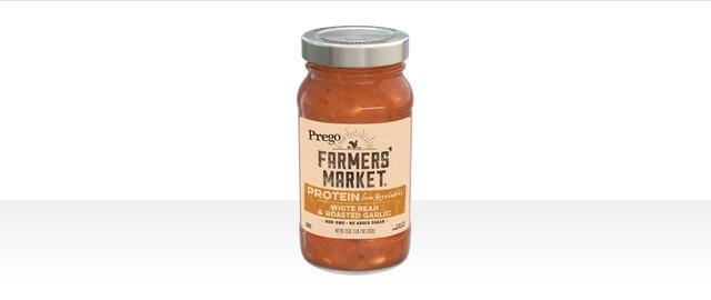 Prego Farmers' Market® coupon