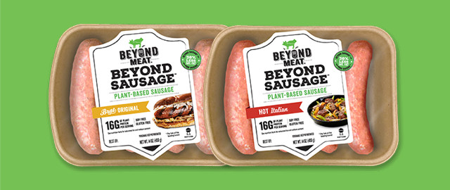 Beyond Sausage® coupon