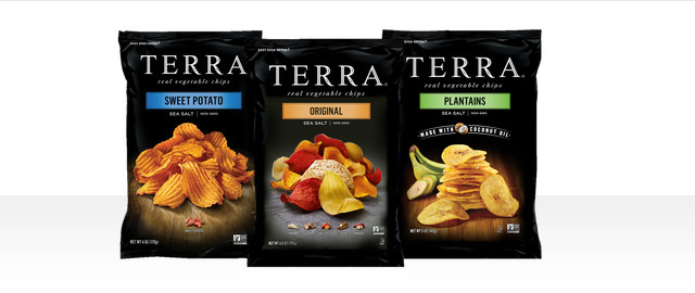 Buy 2: TERRA Chips coupon