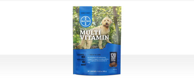 DVM Daily Soft Chews® Multivitamin coupon