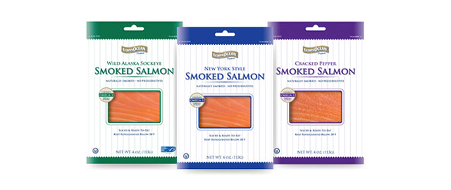 Trans-Ocean Smoked Salmon coupon