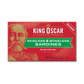 KING OSCAR, INC_King Oscar Skinless Boneless Olive Oil Sardines_coupon_48713