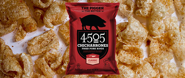 4505 Meats Chicharonnes coupon