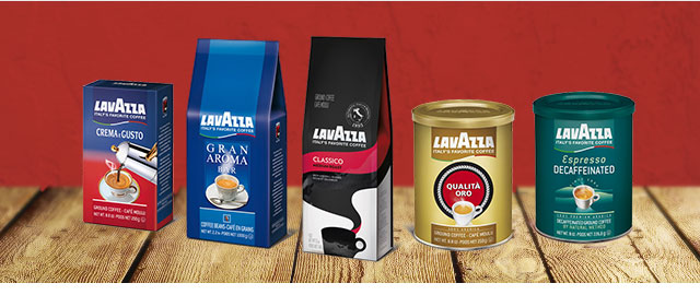 Lavazza Coffee or Espresso Blends coupon