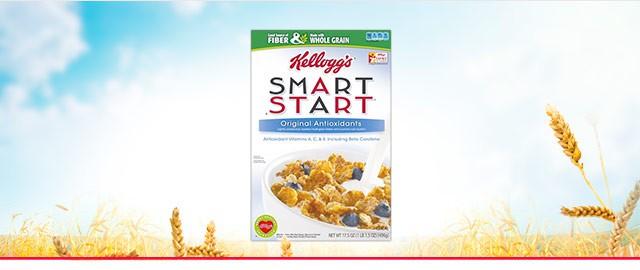 Buy 2: Kellogg's® Smart Start® coupon