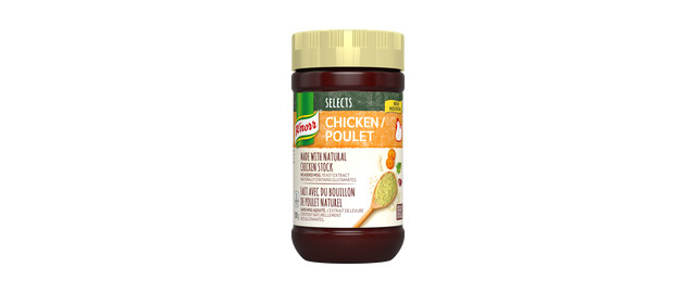 Knorr Selects™ Chicken Bouillon Powder coupon