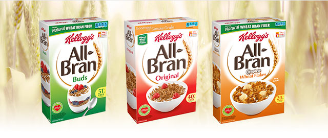 Buy 2: Kellogg's All-Bran® coupon