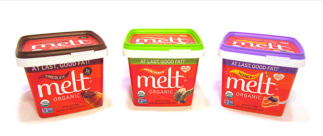 MELT® Organic spreads coupon