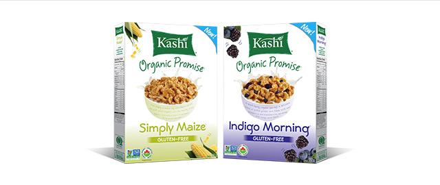 Kashi* Gluten-Free Organic cereals coupon