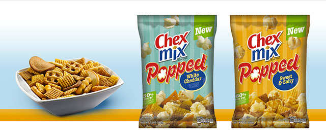 Chex Mix® Popped coupon