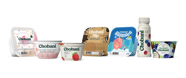 Buy 5: Chobani® Single Serve coupon