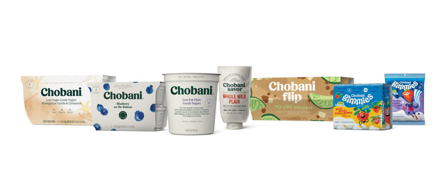 Buy 2: Chobani® Multiserve, Multipack, or Squeezable coupon