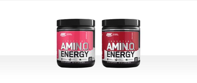 OPTIMUM NUTRITION ESSENTIAL AMIN.O. ENERGY coupon