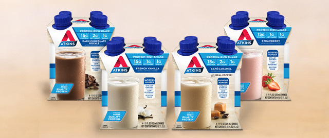 Select Atkins® Shakes coupon