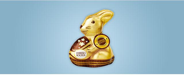 Buy 2: Ferrero Rocher® Rabbit coupon