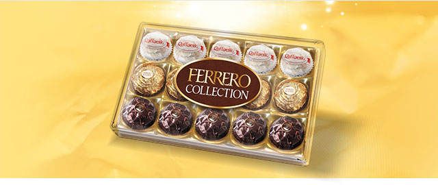 Ferrero Collection coupon
