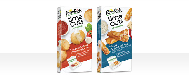 Buy 2: Farm Rich Time Outs coupon
