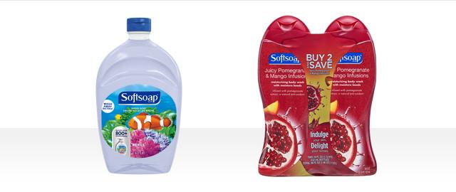 Softsoap® coupon
