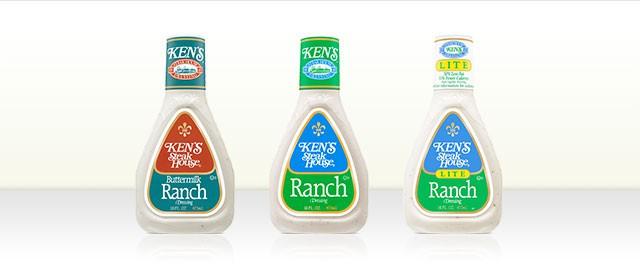 Ken's Ranch Dressings coupon