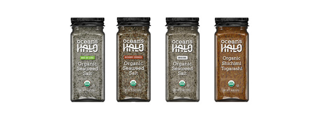 Buy 2: Ocean's Halo Seaweed Salt coupon