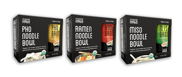 Buy 2: Ocean's Halo Miso, Pho, or Ramen Noodle Bowl coupon