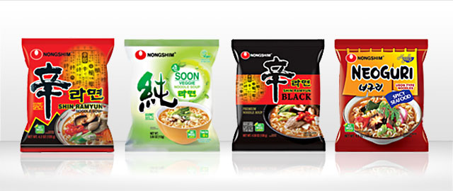 Buy 2: Nongshim Meal Noodles coupon