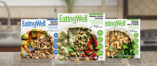 EatingWell® Frozen Meal coupon