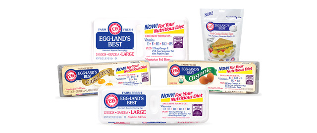 Eggland's Best Eggs coupon