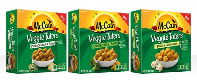 McCain® Veggie Taters™ coupon