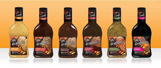 Club House La Grille 30 Minute Marinades coupon